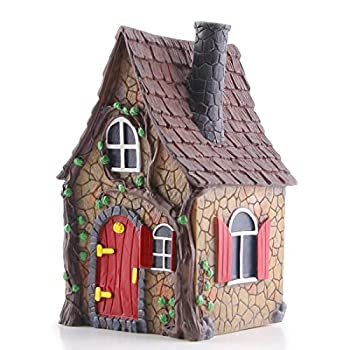 Fairy Garden House - Mini Ivy Cottage 7