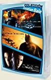 El caballero oscuro + Batman begins + El truco final [DVD]