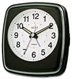 Acctim 14413 Orlando Alarm Clock, Black
