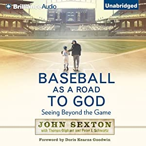 Baseball as a Road to God Audiobook