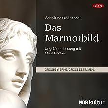Das Marmorbild Hörbuch von Joseph von Eichendorff Gesprochen von: Maria Becker