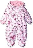 Rothschild Baby Girls Print Pram, Pink Rose, 3/6 Months