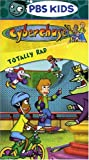 Cyberchase - Totally Rad / The Borg of the Ring [VHS]