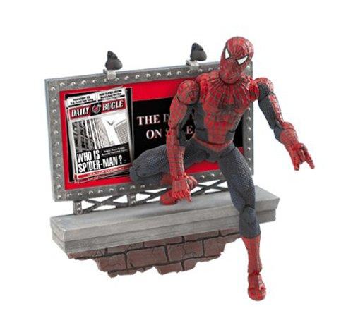 Spider-Man 2 Super Poseable Spider-Man Action FigureB0000TQNT8