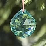 40MM Green Swarovski Crystal
