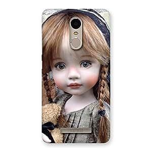 Enticing Girl Angel Multicolor Back Case Cover for Xiaomi Redmi Note 3