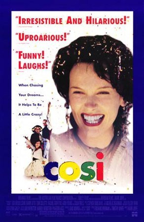 COSI ORIGINAL MOVIE POSTER Poster Print, 27x41