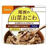尾西食品 山菜おこわ(アルファ米)