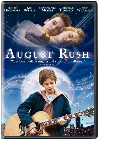 Cover art for  August Rush