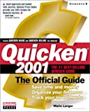 img - for Quicken 2001: The Official Guide book / textbook / text book