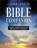 NIV Bible Companion, The (0310205476) by McGrath, Alister E.
