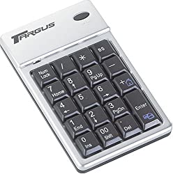 Targus Wireless Keypad &amp; Mouse Combo PAKP003U