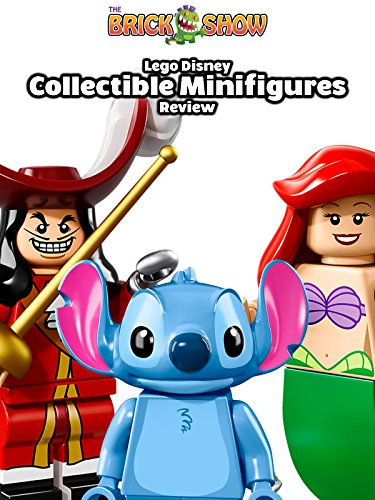 LEGO Disney Collectible Minifigures Review (71012)