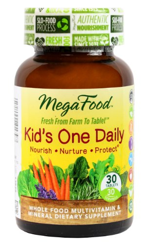 Megafood Kids One Daily Tablets, 30 Count (Ffp)