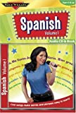 Spanish Vol. I [With Book(s)] (Rock 'n Learn) (Spanish Edition)