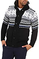 Carisma Pullover en tricot homme en couleurs divers