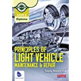 Level 2 Principles of Light Vehicle Maintenance and Repair Training Resource Disk (Motor Vehicle Technologies)by Mr Graham Stoakes