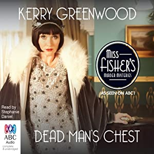 Dead Man's Chest Audiobook