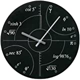 Exclusive Irrational Numbers Math Formulas Wall Clock
