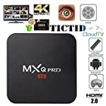 TICTID MXQ Pro Android TV Box Amlogic...