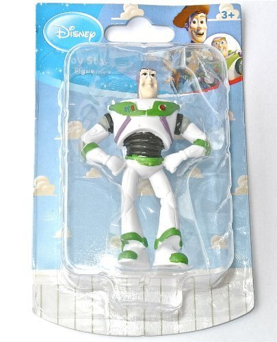 "Disney Toy Story 2""-3"" Buzz Lightyear Figurine - 1"