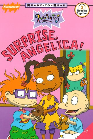 Surprise Angelica!: Ready-to-Read, Level 2 (Rugrats)