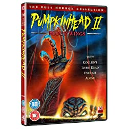 Pumpkinhead 2: Blood Wings [Non USA PAL Format]
