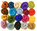 Merino Wool Tops - VARIETY PACK - 20...