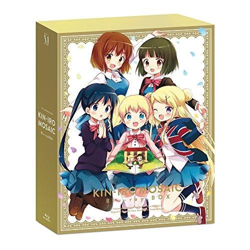 きんいろモザイク Blu-ray BOX