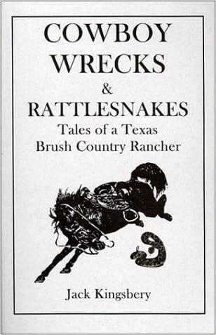 Cowboy Wrecks & Rattlesnakes