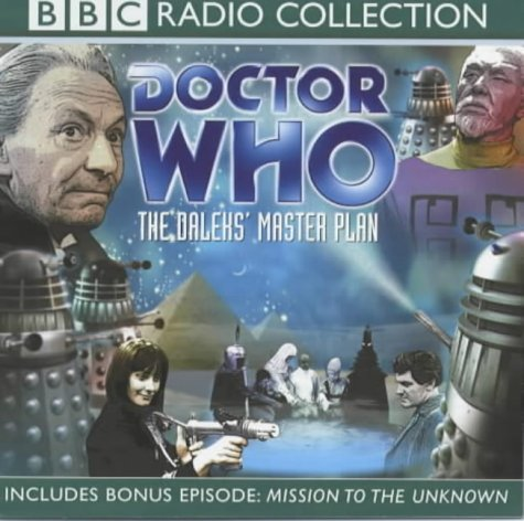 Doctor Who: The Daleks' Master Plan