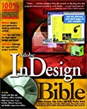 img - for Adobe InDesign Bible book / textbook / text book