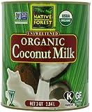 Native Forest Organic Classic Coconut Milk, 96-Ounce