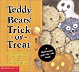 img - for Teddy Bears' Trick-or-Treat: A Halloween Pull-the-Tab Book book / textbook / text book