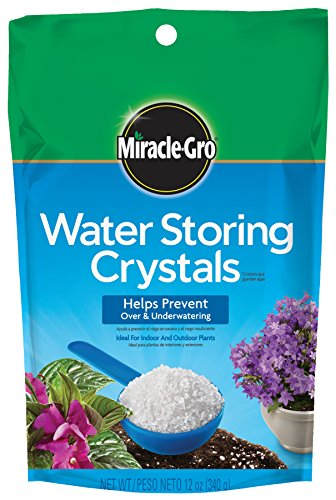 Miracle-Gro Water Storing Crystals, 12-Ounce (Water Crystals compare prices)