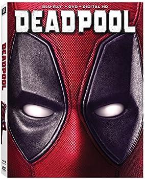 Deadpool Blu-ray DVD Digital HD Widescreen