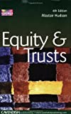 Equity and Trusts (1859419771) by Alastair Hudson
