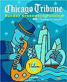 img - for Chicago Tribune Sunday Crossword Puzzles, Volume 4 (The Chicago Tribune) book / textbook / text book