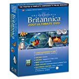 Encyclopedia Britannica Ultimate Reference Suite 2007 DVD-Rom (Win/Mac) ~ Avanquest