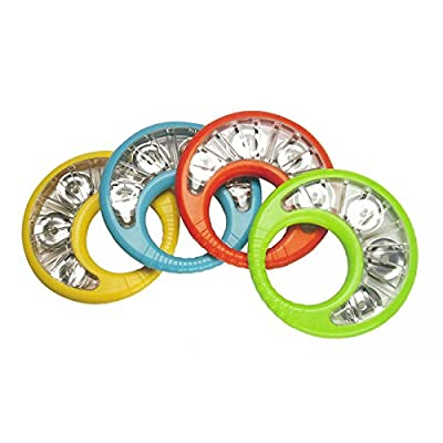 Halilit Baby Tambourine Musical Instrument (Colours Vary)P