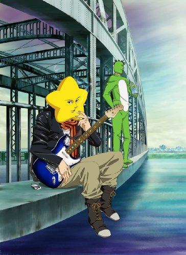 荒川アンダー ザ ブリッジ VOL.5【通常版】 [Blu-ray] cr 漫画 コンテンツ contents review