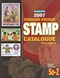 Scott 2007 Standard Postage Stamp Catalogue: Countries of the World So-z (Scott Standard Postage Stamp Catalogue Vol 6 So-Z)