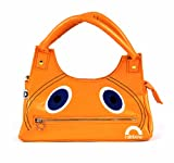 Rainbow Zippy Face Handbag