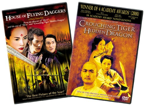 House Of Flying Daggers / Crouching Tiger: Hidden Dragon