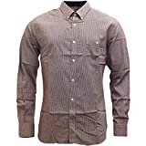 French Connection Men's Fcuk Long Sleeve Check Shirt