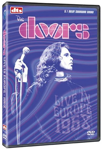 Live in Europe 1968 [DVD] [Import]