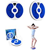 New Digital LCD Fitness Figure Trimmer Calorie Disco Board Body Waist Twist Trimmer Exercise Electronic Massage
