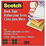 Scotch Book Tape , 2 Inches x 15 Yards, (845)