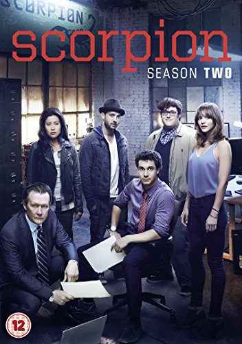 Scorpion - Season Two (6 Dvd) [Edizione: Regno Unito]