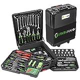 STARKMANN Blackline 399tlg. Premium Werkzeugkoffer Werkzeug...